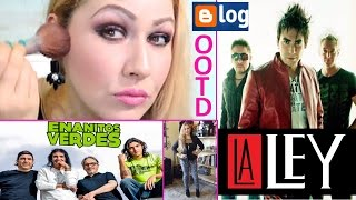 Vlog  concierto  LA LEY  Enanitos V Las Victimas +OOTD Tijuana 2015