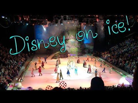 DISNEY ON ICE! (Day 351)