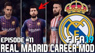 FIFA 19 | Карьера тренера за Реал Мадрид [#11] | ЛУЧШИЕ ЗАЩИТНИКИ 2018-го года? КОГО КУПИТЬ РЕАЛУ?