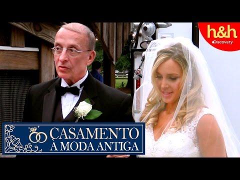 Christina Rollyson quer conhecer o marido apenas no altar - Casamento à Moda Antiga