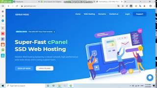 Hướng Dẫn Đăng Kí Hosting Cpanel SSD Free 3 Tháng | How To Get Hosting Cpanel Free 3 Month