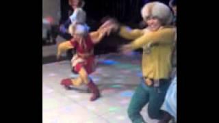 Танец КАРА-ЖОРГО