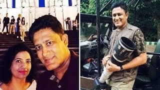 Anil Kumble Fell In Love With A Married Woman