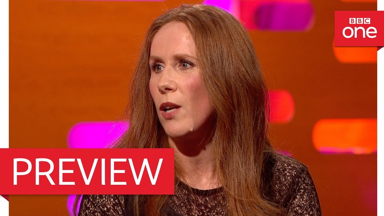 Catherine Tate Reveals The Inspiration For Nan The Graham Norton Show 2016 Bbc One