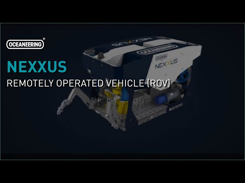 NEXXUS ROV | Oceaneering - YouTube
