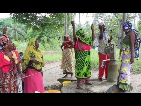 FundiFix - a business model for sustainable rural water supply