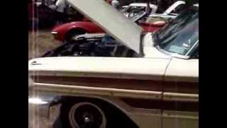 1964 FORD COUNTRY SQUIRE STATION WAGON --  EXCELLENT EXAMPLE