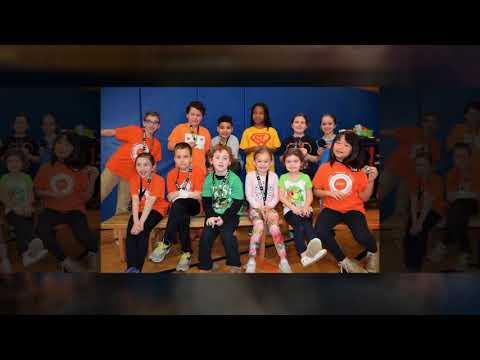 Summit Lane Elementary School Hoops for Heart