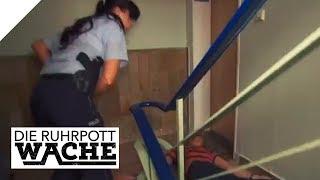 Heimgesucht im Frauenhaus: Exfreund dreht durch l TEIL 1 l Die Ruhrpottwache l SAT.1 TV
