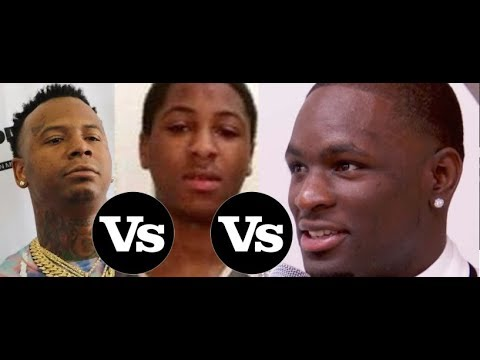 Moneybagg Yo GOT BEEF TODAY: RALO Puts Him on Blast on IG, NBA Youngboy Came For Him, Blac Youngsta