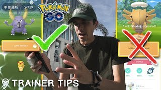 THE BEST (AND WORST) NEW RESEARCH REWARDS IN POKÉMON GO (Shedinja, Shiny Pinsir, Shiny Caterpie)