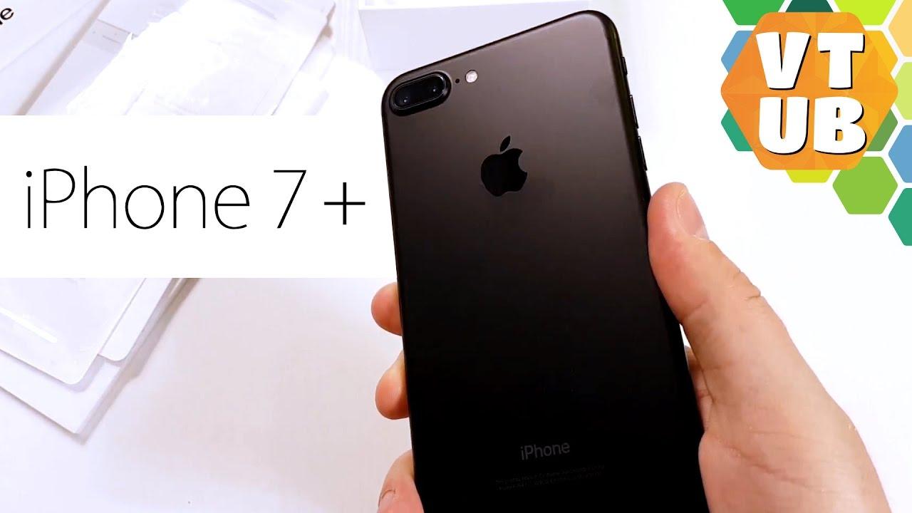 первые фото iphone 7