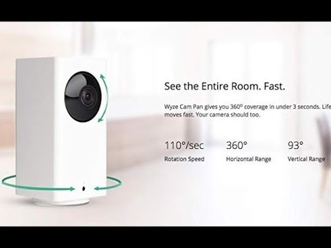 How To Prevent Wyze Cam Pan From Position Resetting Without Disabling  Motion Detection?
