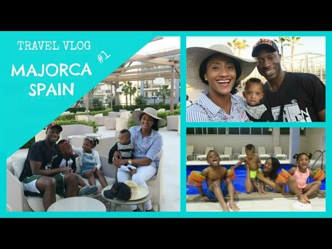 TRAVEL VLOG 57 | ✈️ MAJORCA WITH THREE KIDS {3&under} - PART
