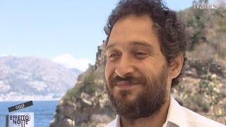 Claudio Santamaria racconta il mestiere di attore