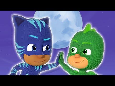 Pijamaskeliler Türkçe ✨ PJ Masks Günü Kurtardı! ✨ çizgi Filmleri çocuklar Için