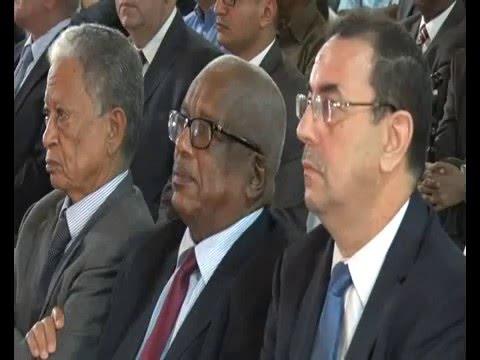 BADEA HQ in Khartoum opening ceremony