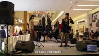 BERTOCOUSTIC - Cover Start ( Depapepe )
