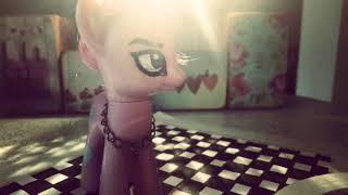 """Mlp Toy Clip Пони клип """"Чёрно-белый клетчатый пол"""" PMV"""