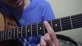 """Como tocar """"Amor Del Bueno"""" CALIBRE 50 (TUTORIAL DE GUITARRA) @AldoGarcia"""