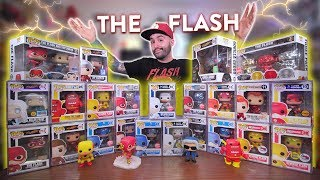 My Epic Funko Pop Collection (Ep. 1) - The Flash!