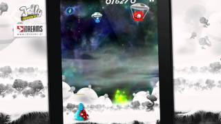 Jelly Invaders Gameplay - Minapp By Idreams [ios Universal App]