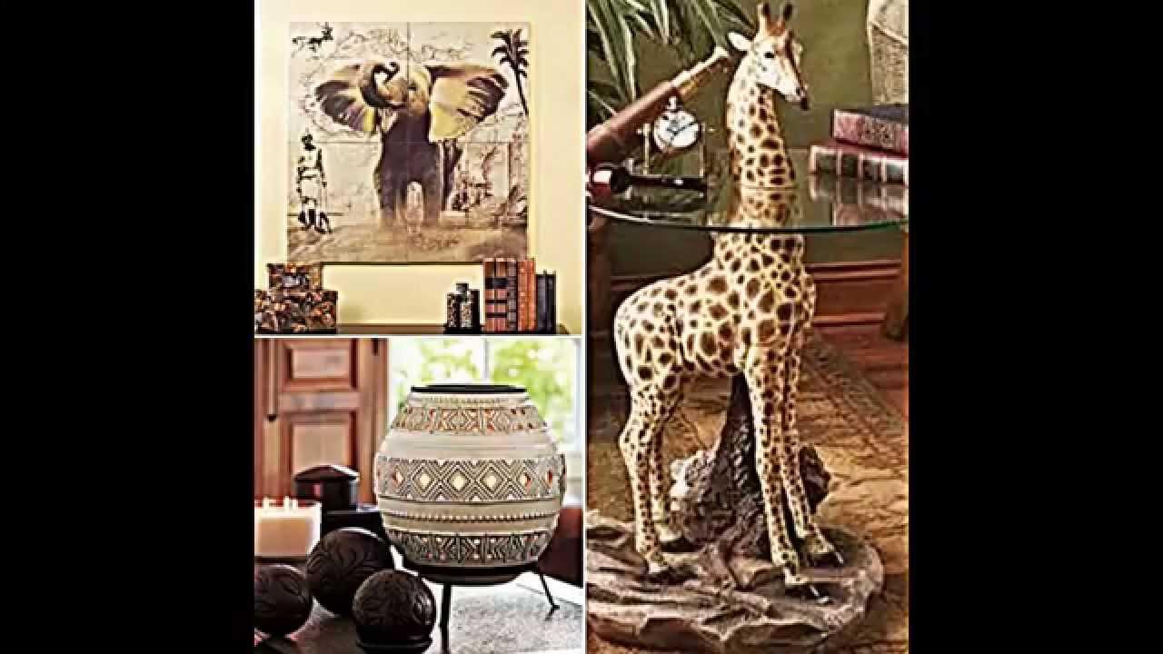 Wohnzimmer Ideen Afrika