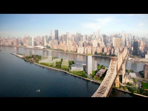 Cornell NYC Tech: Building a Culture for Innovation on Roosevelt Island | MetroFocus