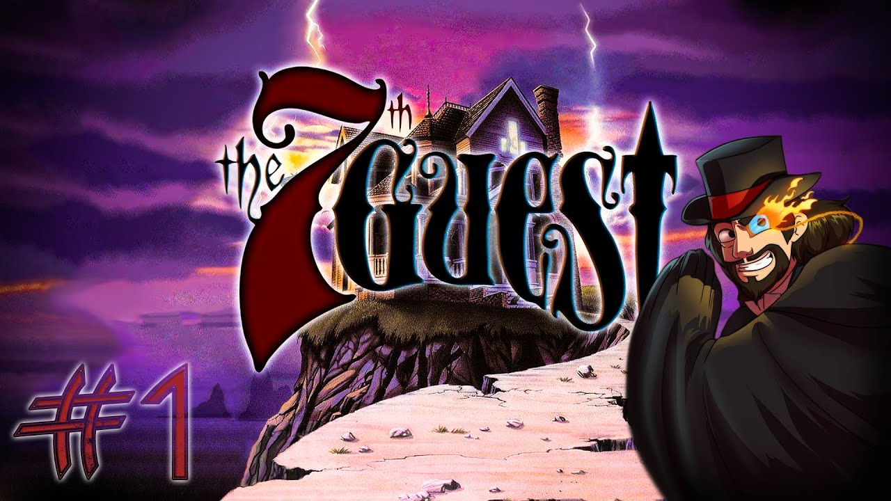 Image result for The 7th Guest