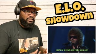 E.L.O. - Showdown | REACTION