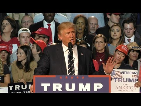 Full Video: Donald Trump Wraps Up Campaign At A Rally In Grand Rapids, Michigan