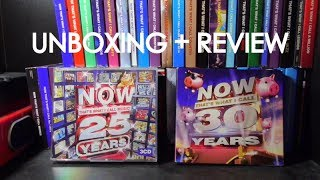 Now That's What I Call 25/30 Years - The NOW Review