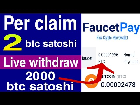 Convertitore di valuta da Satoshi a Bitcoin