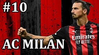 FM21 AC Milan Episode 10 vs Juventus Football Manager 2021 let s play