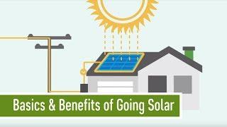 Basics & Benefits of Going Solar | SCE & Solar Power