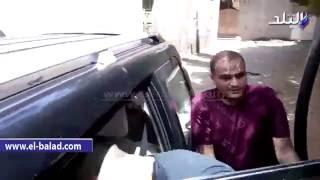 بالفيديو.. رمضان صبحى يؤدى امتحان 'التربية الدينية' بالثانوية