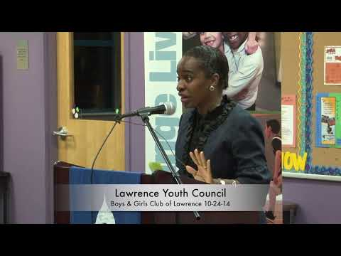 MHTF Lawrence Youth Council 10-24-14