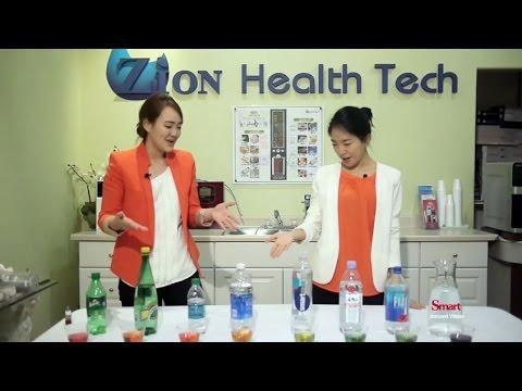 Smart Water Ionizer PH Test