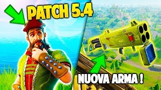 ALL you DON'T KNOW about FORTNITE's PATCH 5.40 SEASON 5