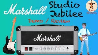 Marshall Studio Jubilee / Mini Jubilee: Demo & Review