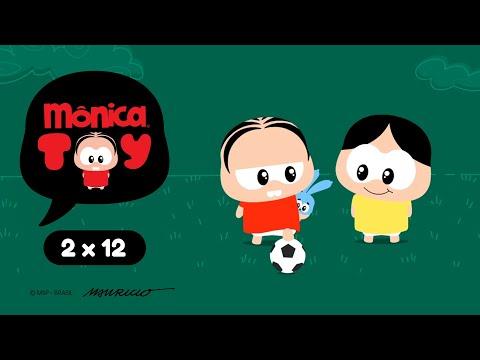 Mônica Toy   Futebola, Paixão e Confusão (T02E12)