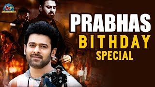 Prabhas Special Video | Birthday Special Wishes From NTV Entertainment | NTV