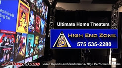 The High End Zone, The worlds greatest home theater experts! LAAS 2017