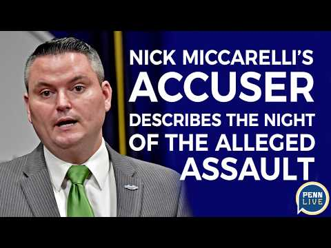 PA State Rep: Alleged assault described by his accuser : Nick Miccarelli