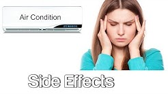 9 Side Effects Of Air Conditioning You Should Watch Out For