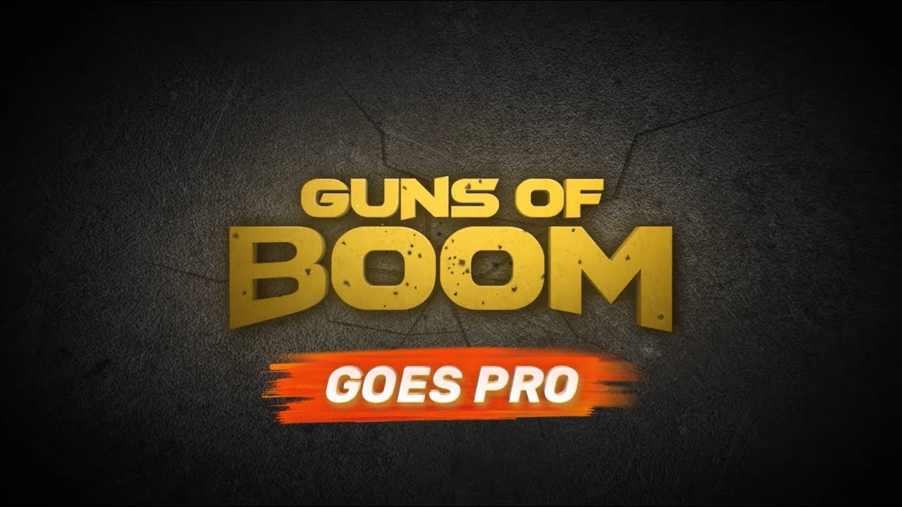 Guns of Boom goes Pro - New game mode PRO Play