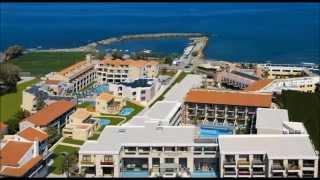 porto platanias beach resort spa crete island girit adası
