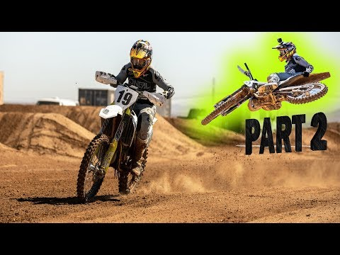 Monster Energy Cup Testing Part 2! | JMC Racing