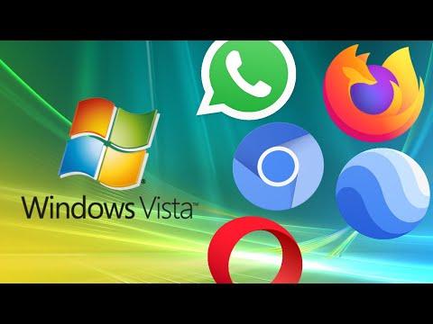Running Modern Software On Windows Vista!