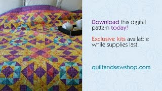 New From Quiltmaker: Santa Fe